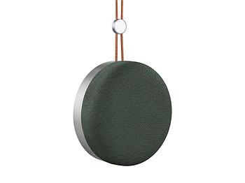 Портативная акустика Rombica mysound Capella Green, зеленый