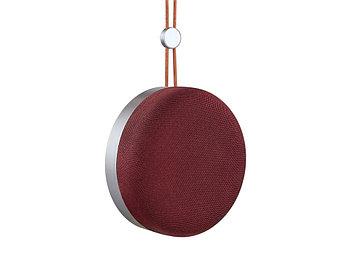 Портативная акустика Rombica mysound Capella Red, красный