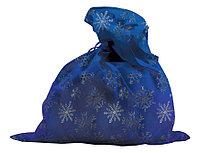 Batik Мешок Деда Мороза синий (М-4)