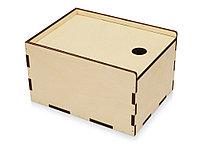 Деревянная подарочная коробка-пенал, размер М