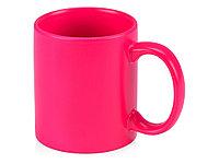 Кружка Марго 320мл, неоновый розовый (Р)