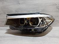 63117214951 Фара левая для BMW 5 G30 F90 2016- Б/У