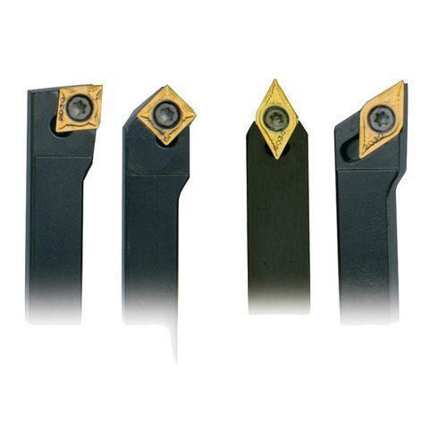 Набор токарных резцов Optimum со сменными пластинами (12 мм; 4 шт.)