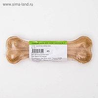 """Лакомство для собак GreenQZin """"ПлосКость №5"""" 55 г, 12,5 см"""