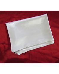 Наволочка белая для сублимации, 30х40 см, атлас