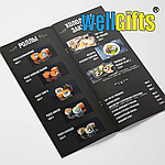 Изготовление меню для ресторанов и кафе, фото 3