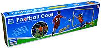 MY1656 Football Cool ворота,мячик,насос 59*16см