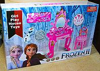 901-712 Frozen-2 Трюмо со стулом 11предм.,62*40см, фото 1