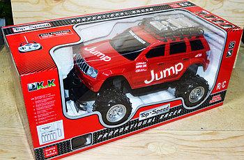 3699-A10 Top Speed машинка Джамп на р/у 4 функции, 45*20см