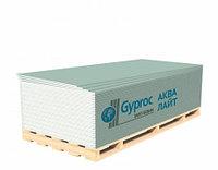 Гипсокартон потолочный Gyproc GKBI 1200x2500x9,5 мм влагостойкий