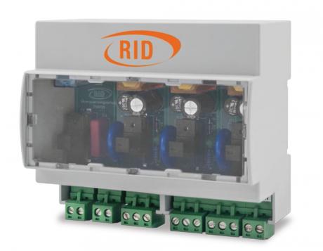 Блок защиты от перегрузки RID Защита от перегрузки