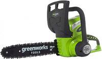 Пила цепная Greenworks G40CS30 (без батареи и зарядного устройства) (20117)