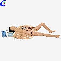 Манекен родов новорожденных, акушерский симулятор родов