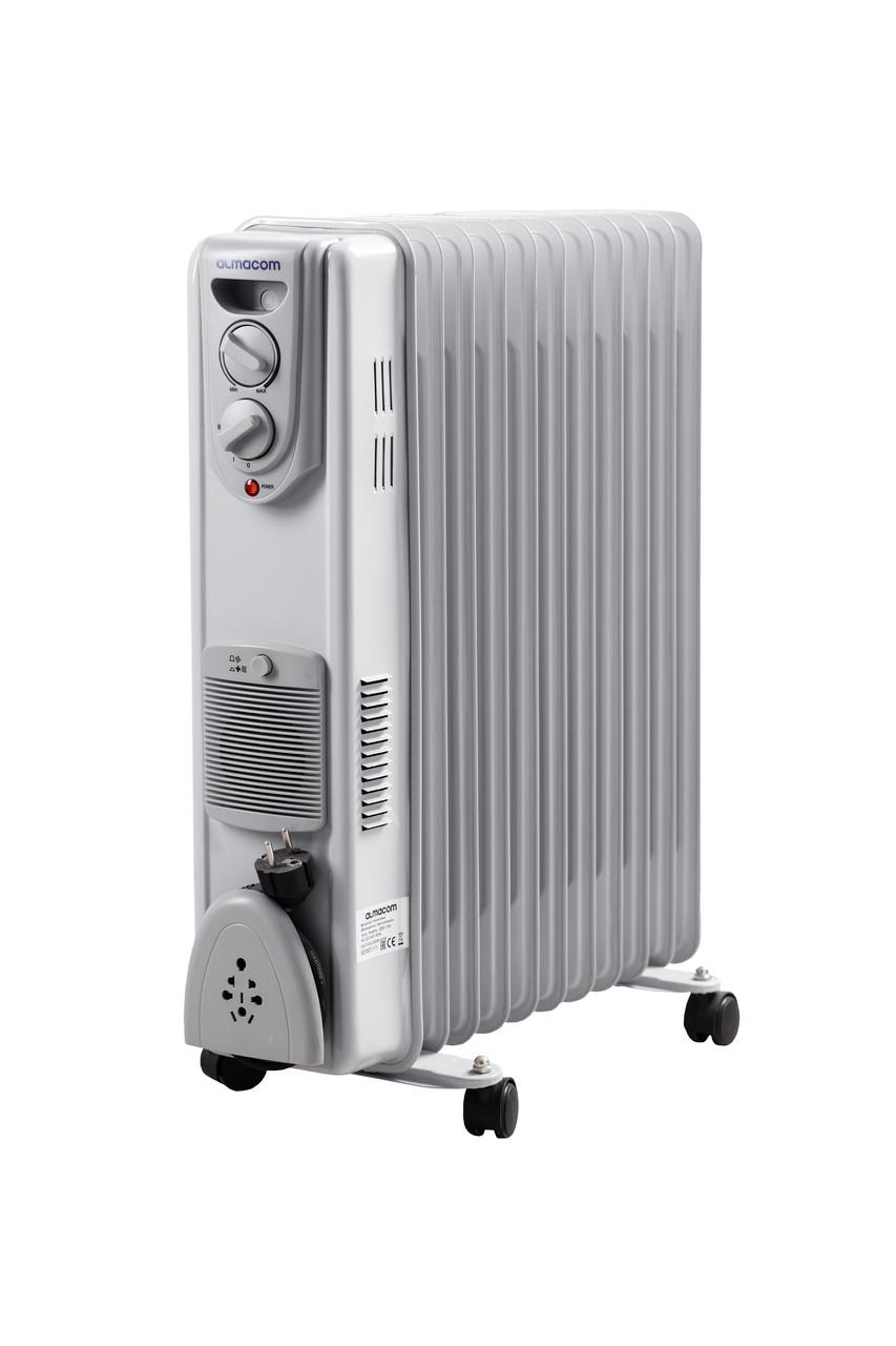 Масляный обогреватель с вентилятором Almacom ORF-11H