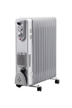 Масляный обогреватель с вентилятором Almacom ORF-11H, фото 2
