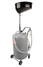 Устройство для ручного слива масла, 65 л (воронка 18 л) APAC, 1803.65