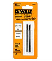Двусторонние ножи для электрорубанков DEWALT DT3905