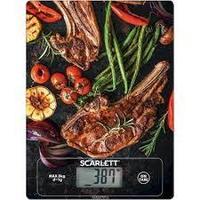 Весы кухонные Scarlett SC-KS57P39 (гриль)