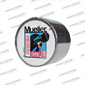 Кинезио-тейп Mueller 28147,  черный цвет, 5.0см размер