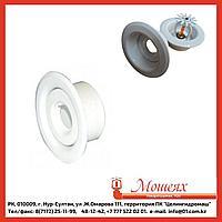 Устройство для углубленного монтажа спринклерных оросителей (L28 мм) цвет - белый, с пластиковым держателем