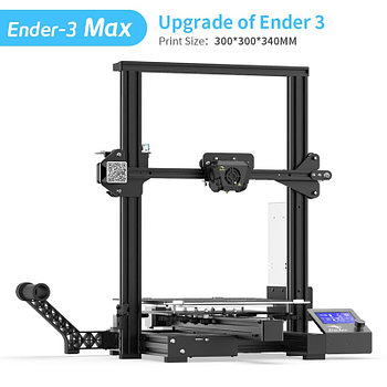 3D принтер Creality Ender-3 Max (300*300*340)