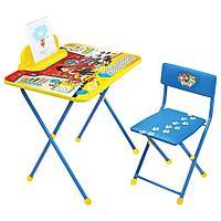Набор мебели Ника DISNEY стол+пенал+стул Щенячий патруль  арт Щ2