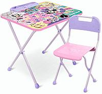Набор мебели Ника DISNEY стол+пенал+стул Мини Маус арт Д1МН