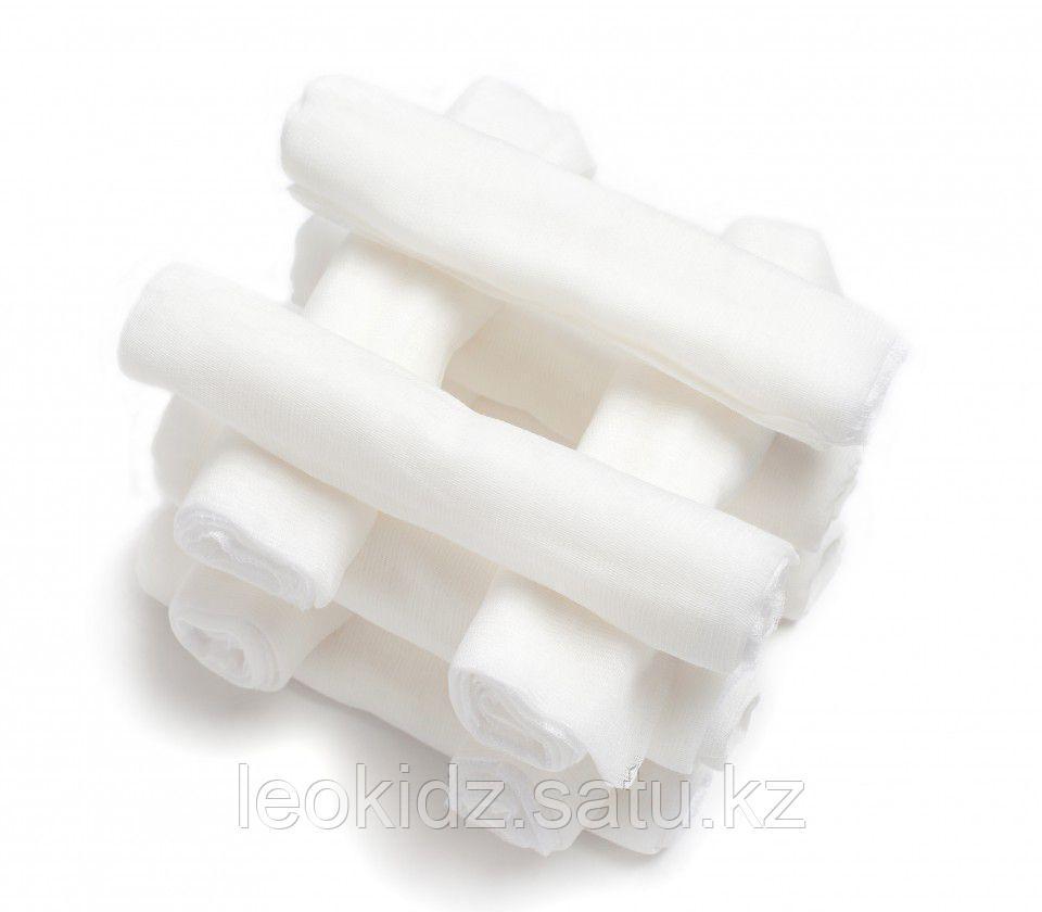 Пеленки марля набор 5в1 90*45см - фото 1