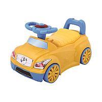 Горшок детский Pituso музыкальный Машинка желтый