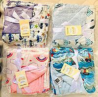 Одеялко флисовое в ассортименте