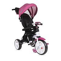Велосипед 3-х колесный Lorelli ENDURO Фиолетовый/ Violet Dots 009