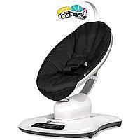 Кресло - качалка шезлонг 4moms mamaRoo Black