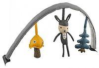 Дуга с игрушками Nuna LEAF SERIES TOYBAR для шезлонга Leaf Reversible