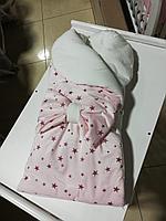 Комплект на выписку демисезонный Звездочка ЛМ-1931 розовый, 7 предметов