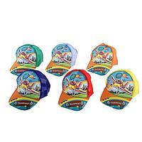 Кепка детская Полетели, р-р 52-54, 3-7 цвета МИКС