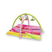 Игровой коврик /Lorelli toys/ Сказка розовый