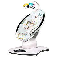Кресло - качалка шезлонг 4moms mamaRoo мульти