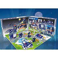 Игровой набор Saipo Полиция