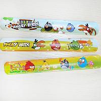 Браслет-защелка Angry Birds