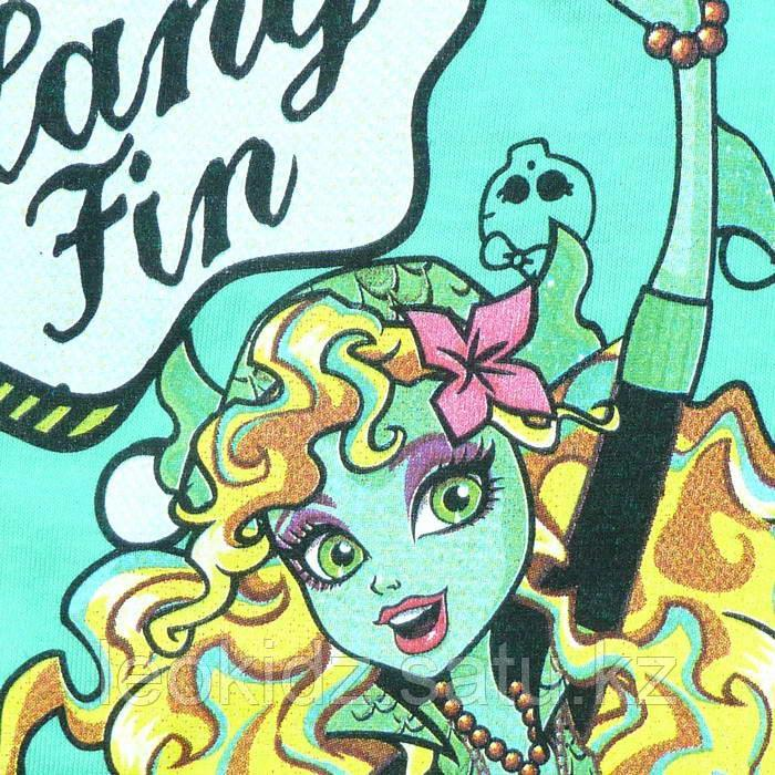 Пусер бирюзовый Monster High Hang Fin (152 см) - фото 2