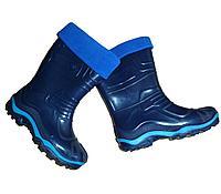 Резиновые сапоги Дюна 230/02 УФ, синие (29)