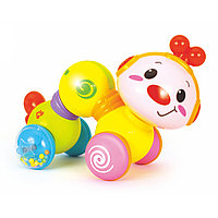 Развивающая игрушка Hola Toys Гусеница Викки