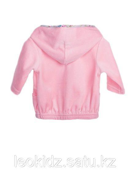 Жакет для девочки 160132, розовый - фото 2