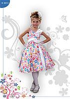 Платье авторское коктейльное арт.К3013