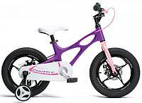 Велосипед двухколесный SPACE SHUTTLE 16 RB16-22-Purple