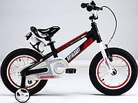 Велосипед двухколесный SPACE NO.1 ALLOY 16 RB16-17 Черный
