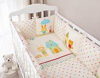 Комплект в кровать Perina Глория Happy days 6 предметов Г6-01.0