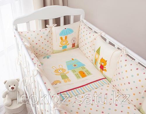 Комплект в кровать Perina Глория Happy days 6 предметов Г6-01.0 - фото 1