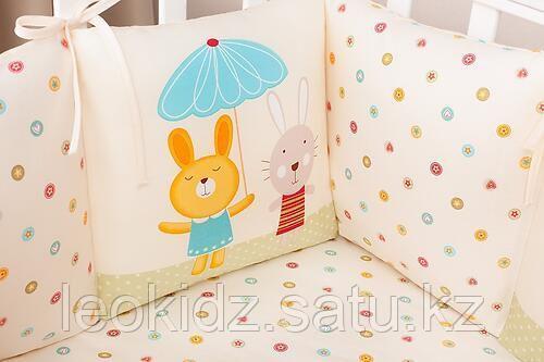 Комплект в кровать Perina Глория Happy days 6 предметов Г6-01.0 - фото 2