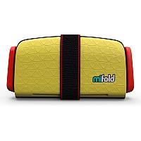 Бустер автомобильный Mifold - the Grab-and-Go Booster seat/ Taxi Yellow, жёлтый
